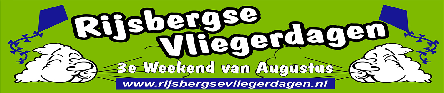 Rijsbergse Vliegerdagen Logo